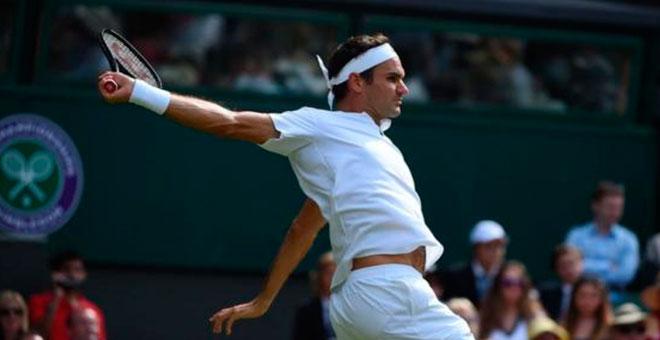 Roger Federer concluye esta semana con su título número 97 en Rotterdam