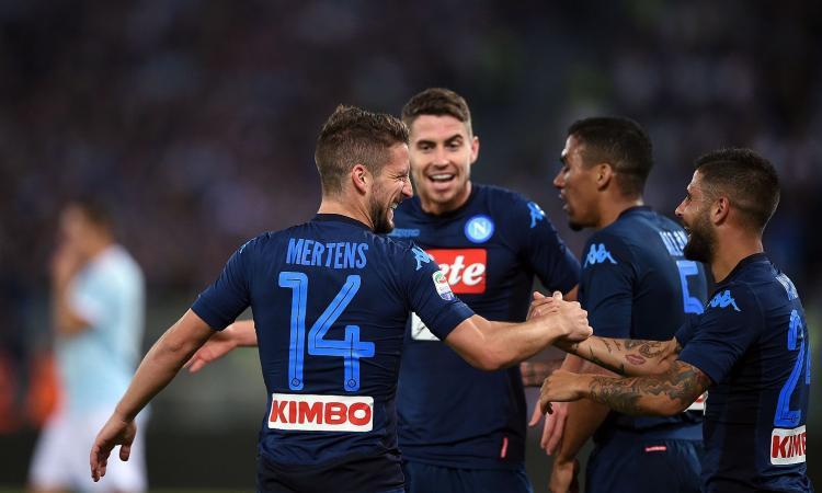 [video] Napoli - Spal 1-0, gol di Allan