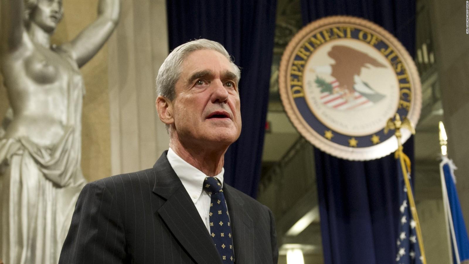 Video:Robert Mueller presenta una acusación contra 13 rusos