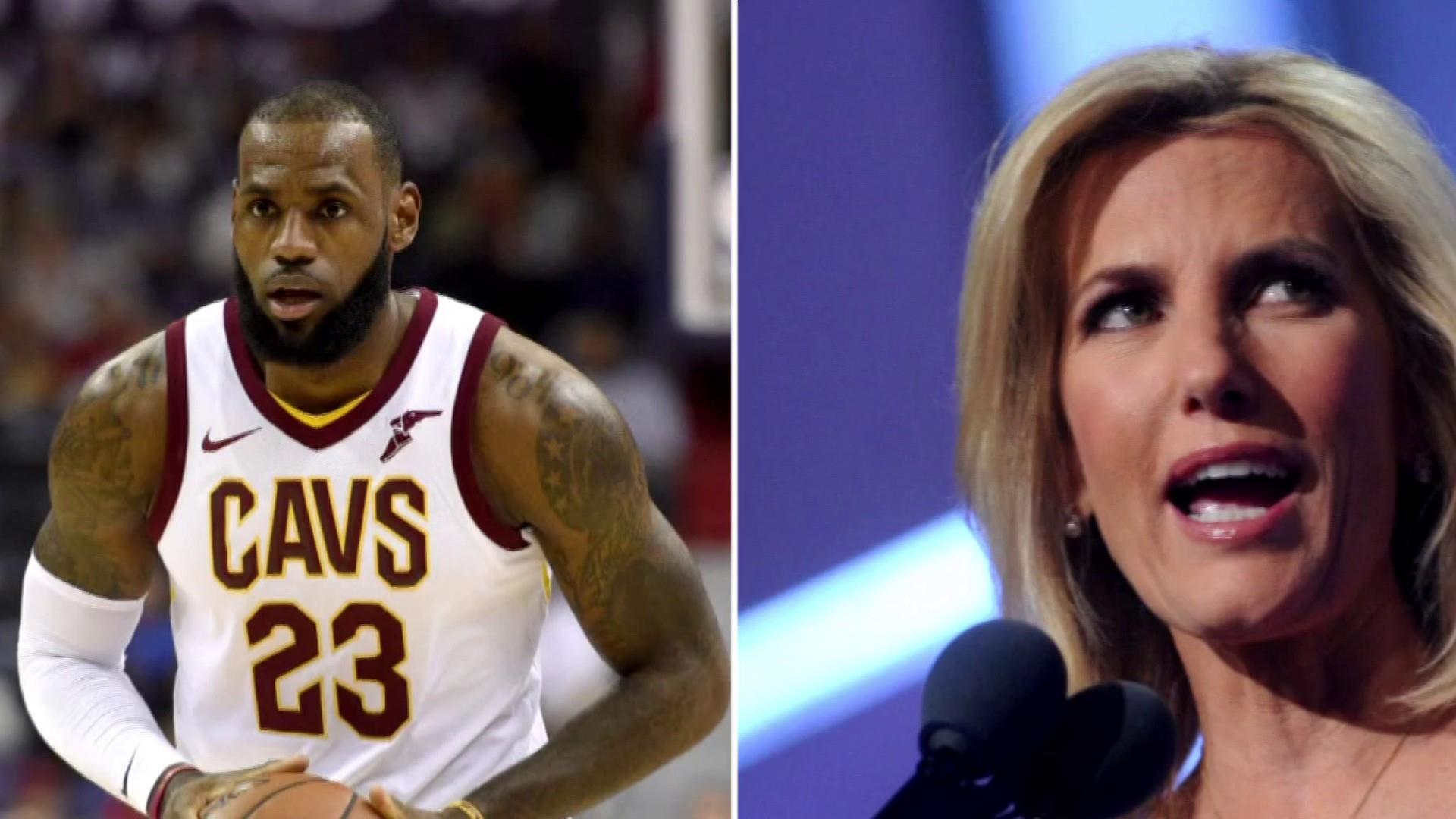 LeBron James y Laura Ingraham no deberían ser tan rápidos para escribirse