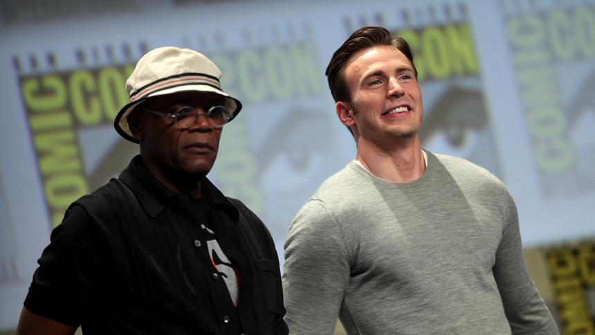 ¿Chris Evans acaba de confirmar la película de Black Widow?