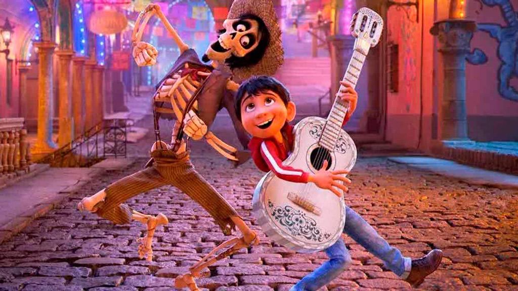 Coco: Pixar vuelve a regalarnos otra joya animada