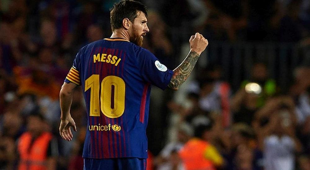 Lionel Messi de Barcelona recibe otra oportunidad en el equipo del bogey Chelsea
