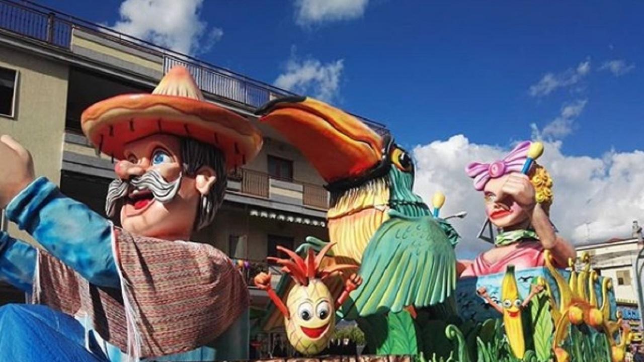 Lo spettacolare Carnevale Savianese - VIDEO
