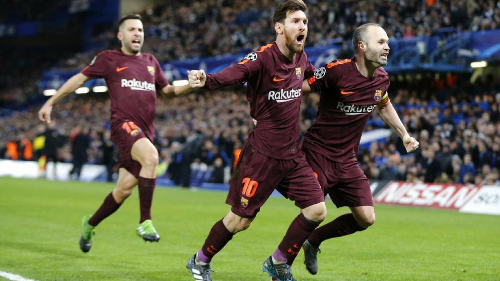 Vídeo: La negociación sorpresa que el Barça cerró en Londres