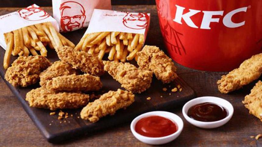 Caos de pollos cuando KFC cierra por que no hay