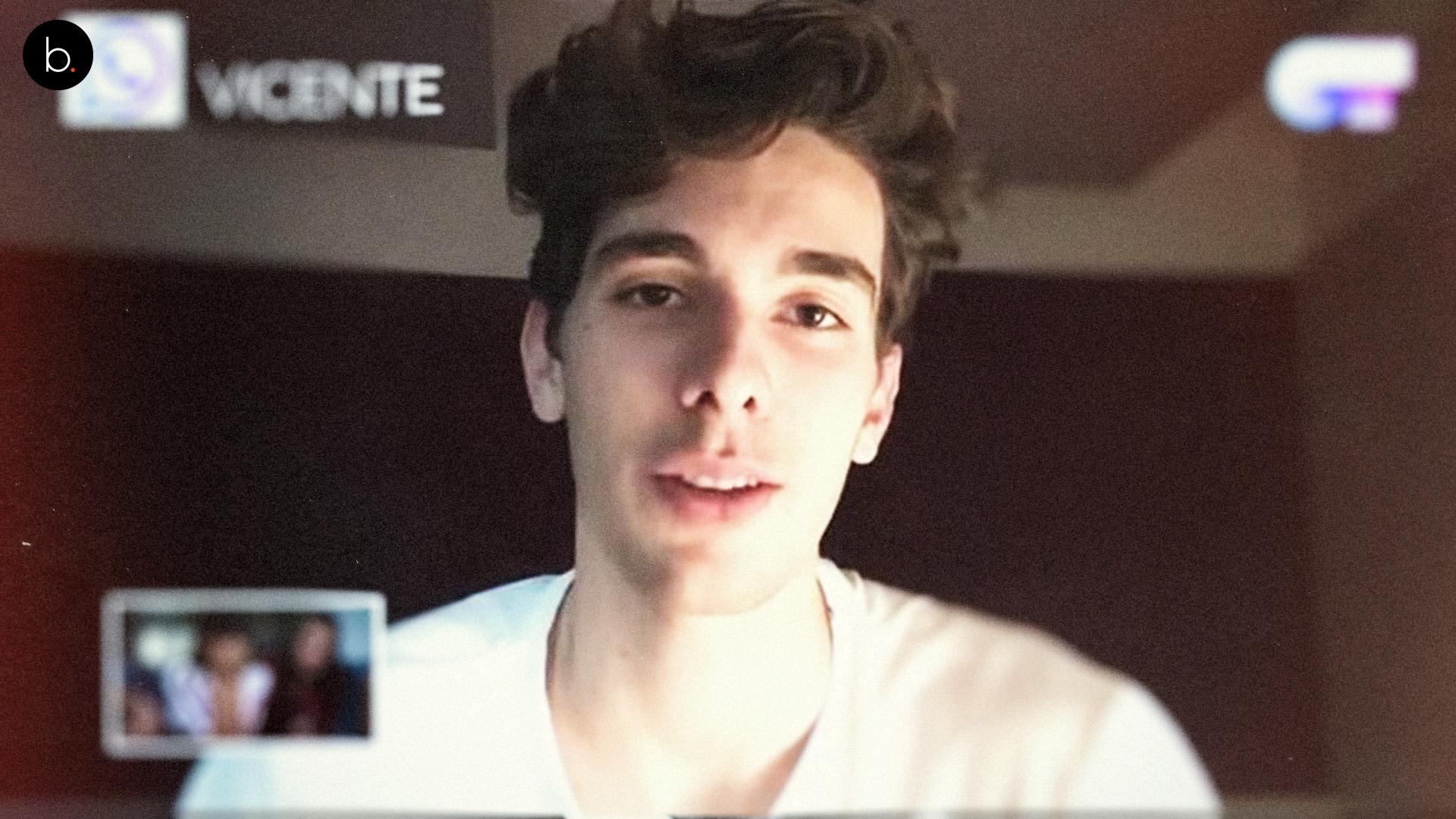 Los videos que Aitana no ha visto de su novio Vicente