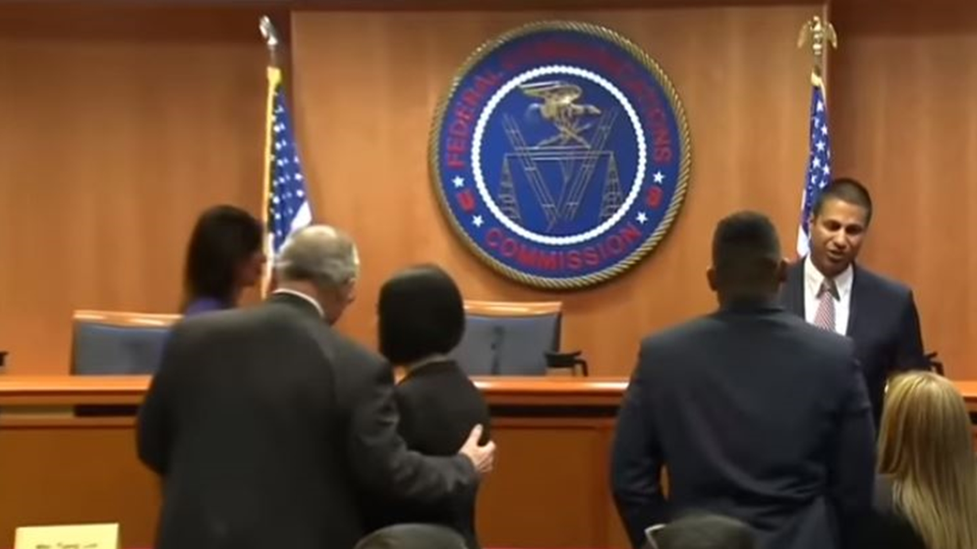 The Federal Register published the FCC order rolling back Net Neutrality.