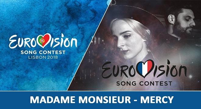 Eurovisión:  Francia dignifica la condición de refugiados
