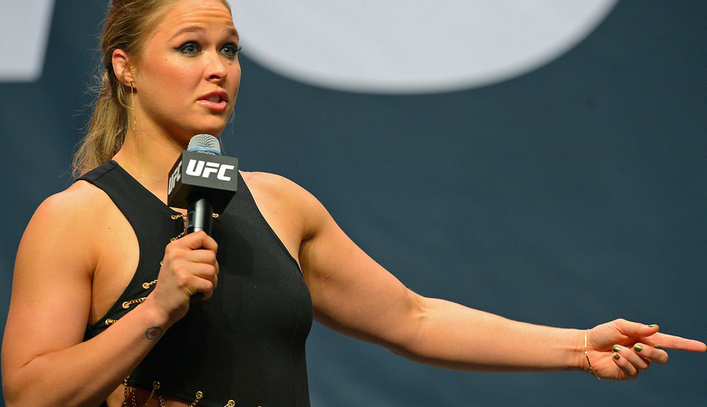 Ronda Rousey will appear at WWE Elimination Chamber 2018 on Sunday