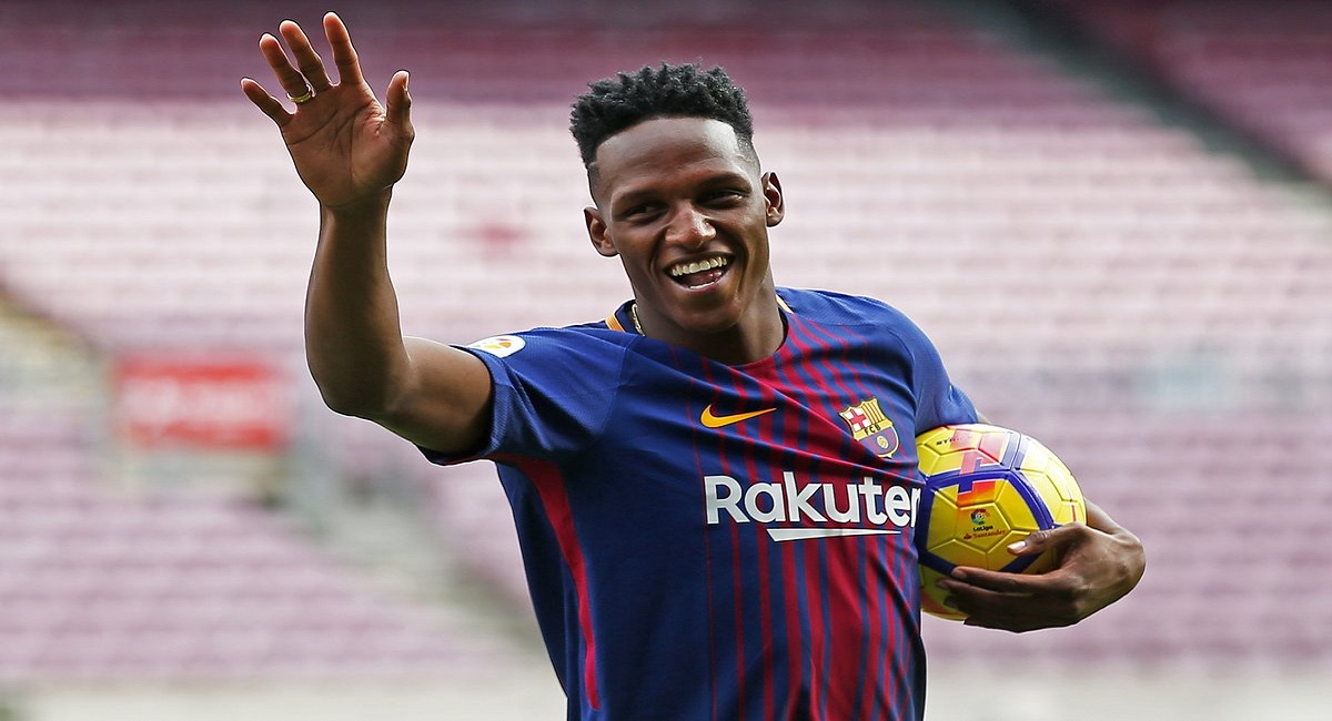 Futbol: Yerry Mina recibe una noticia brutal que lo cambia todo con el Barça
