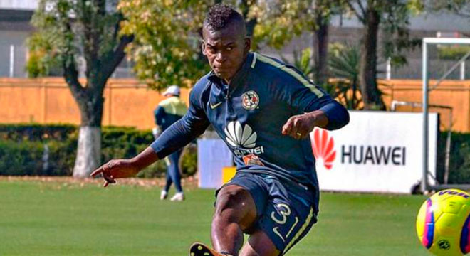 América manda a la Sub-20 a Darwin Quintero