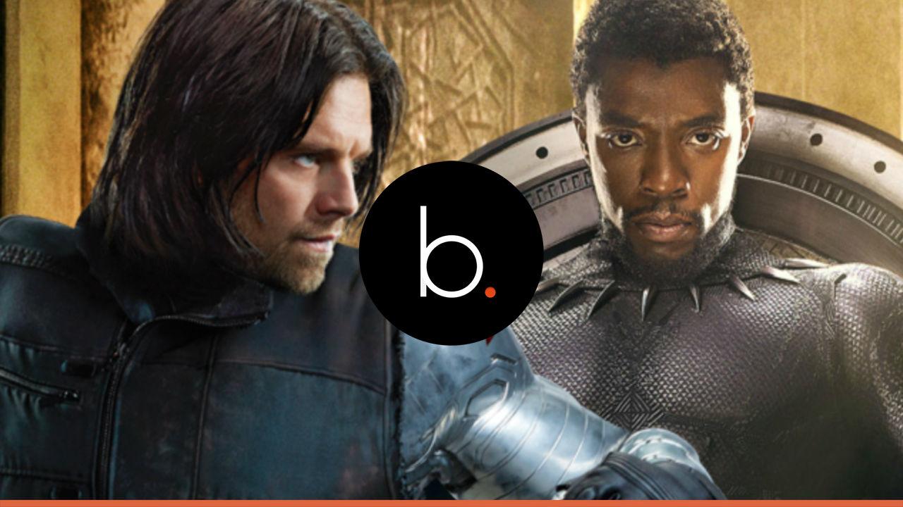 "Winter Soldier in ""Black Panther"" alternate ending?"