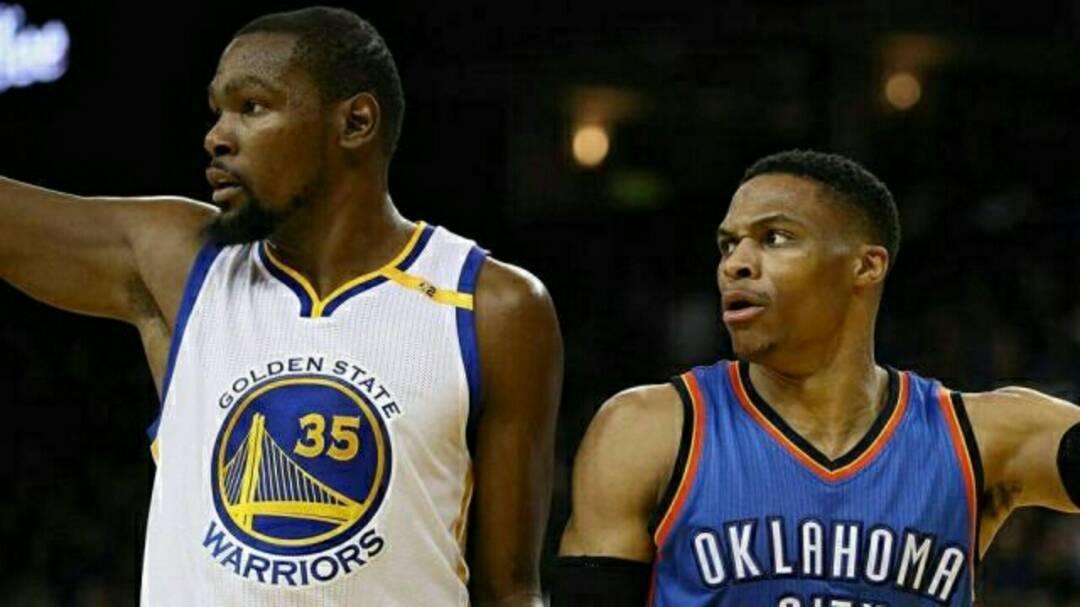 NBA : Golden State rappelle à l'ordre Oklahoma City