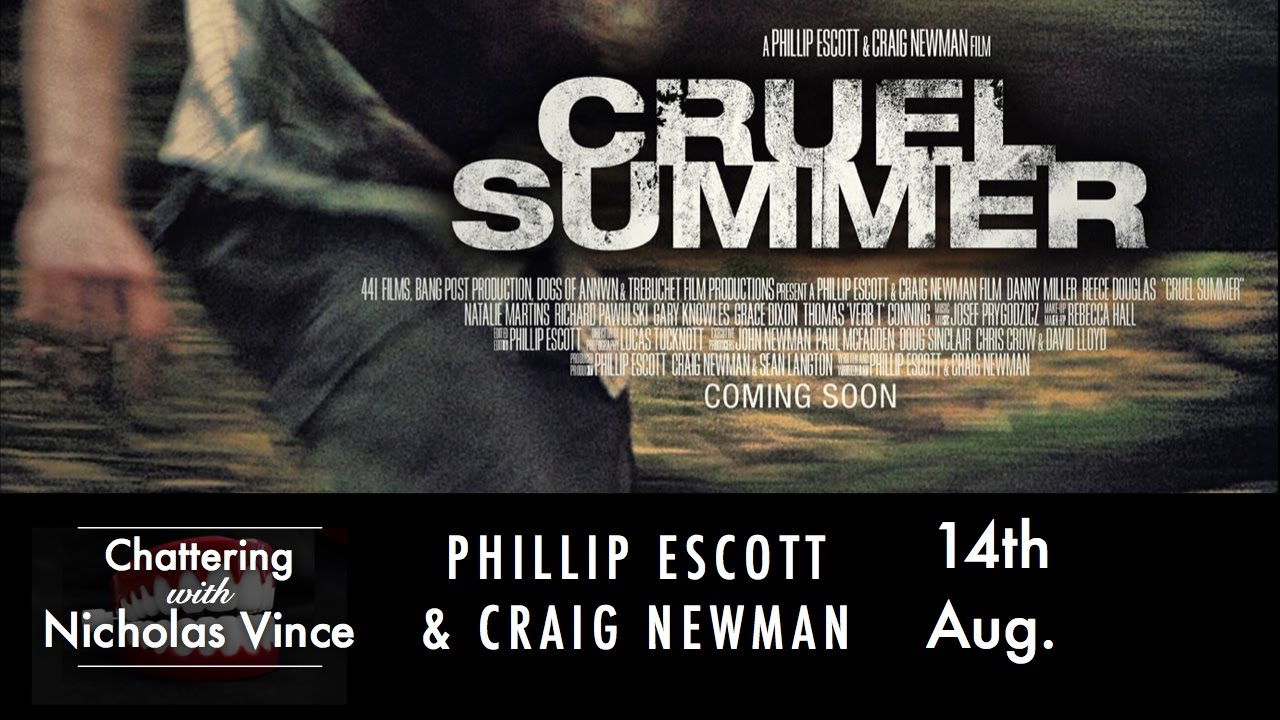 Interview with Phillip Escott, creator of 'Cruel Summer'