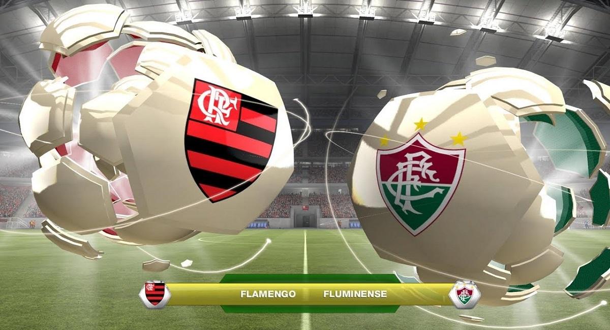 Futbol: El Fluminense golea al Flamengo