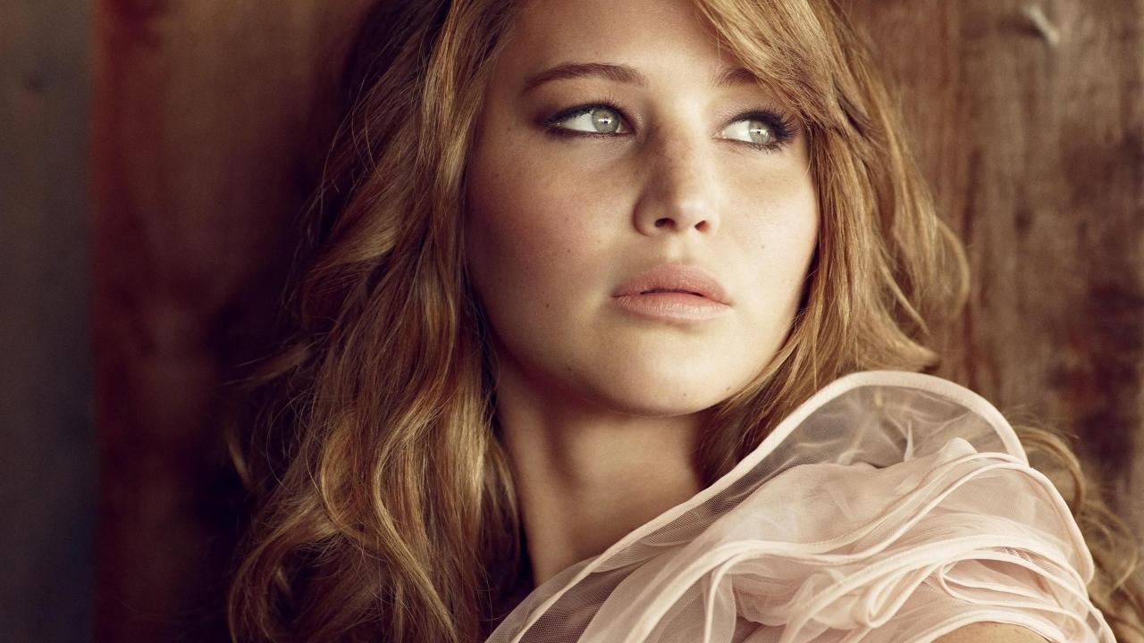 ¿Cuando decidió Jennifer Lawrence ser actriz?