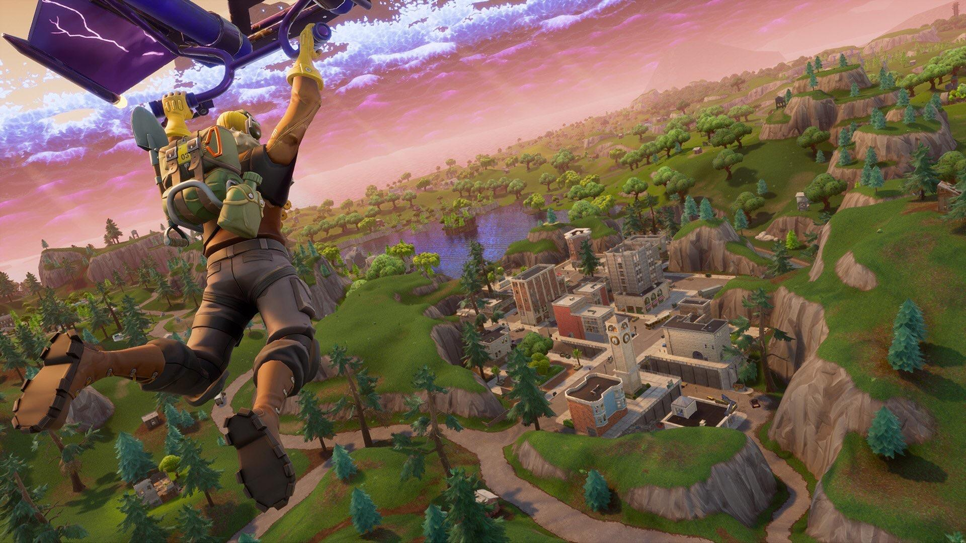 'Fortnite' Exclusivas molestadas por Amazon Prime un poco temprano, Temporada 3