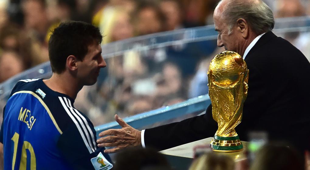 Messi pacta un descanso con Ernesto Valverde