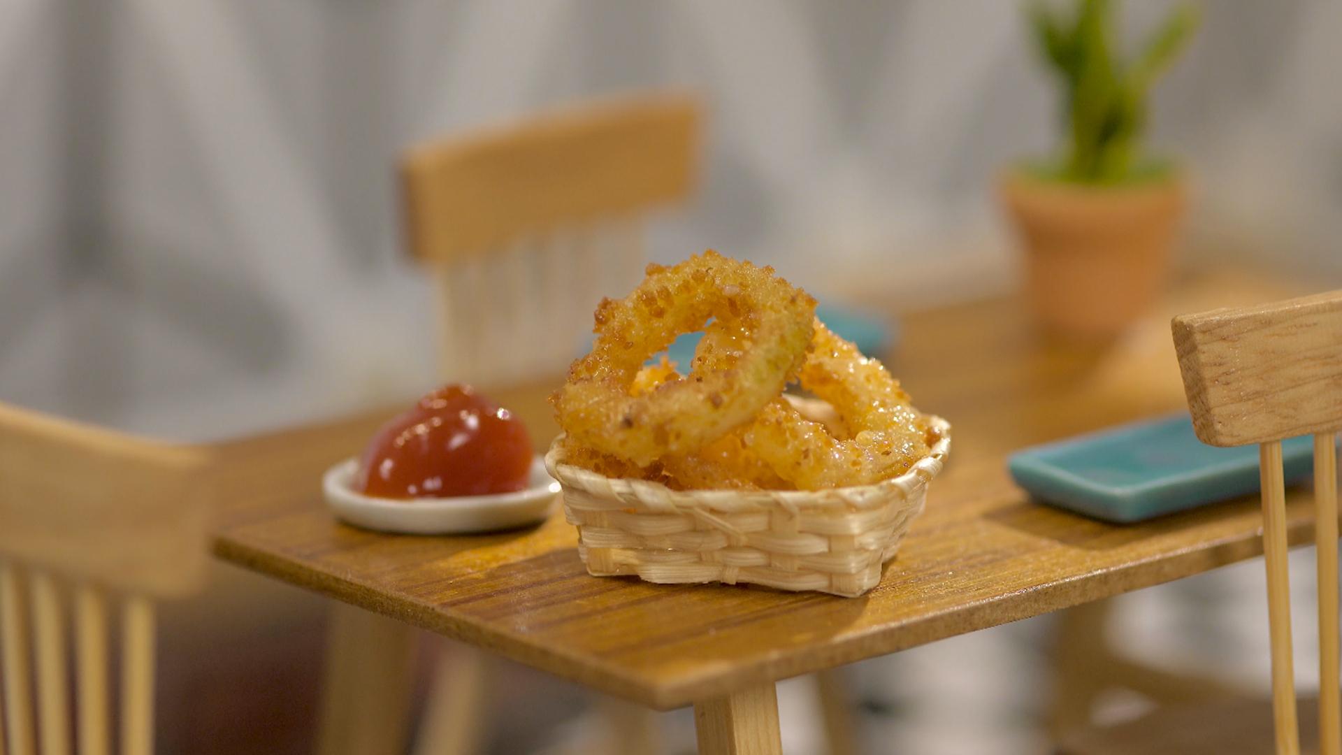 Tiny Food se hace viral en las redes sociales