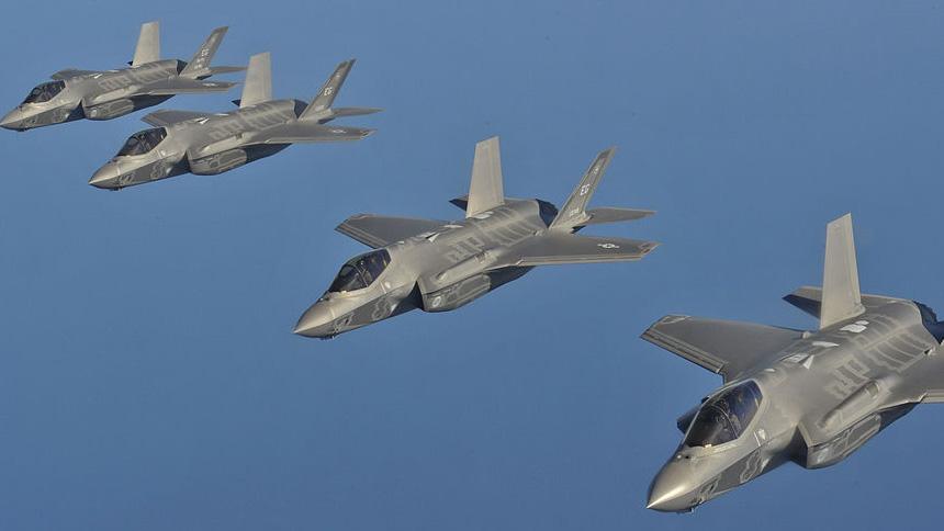 Un satélite israelí revela los nuevos aviones de combate de Rusia en Siria