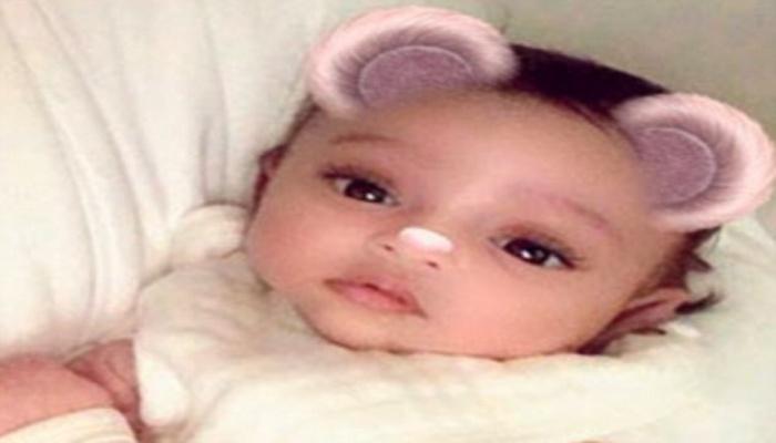 Kim Kardashian debuts daughter Chicago