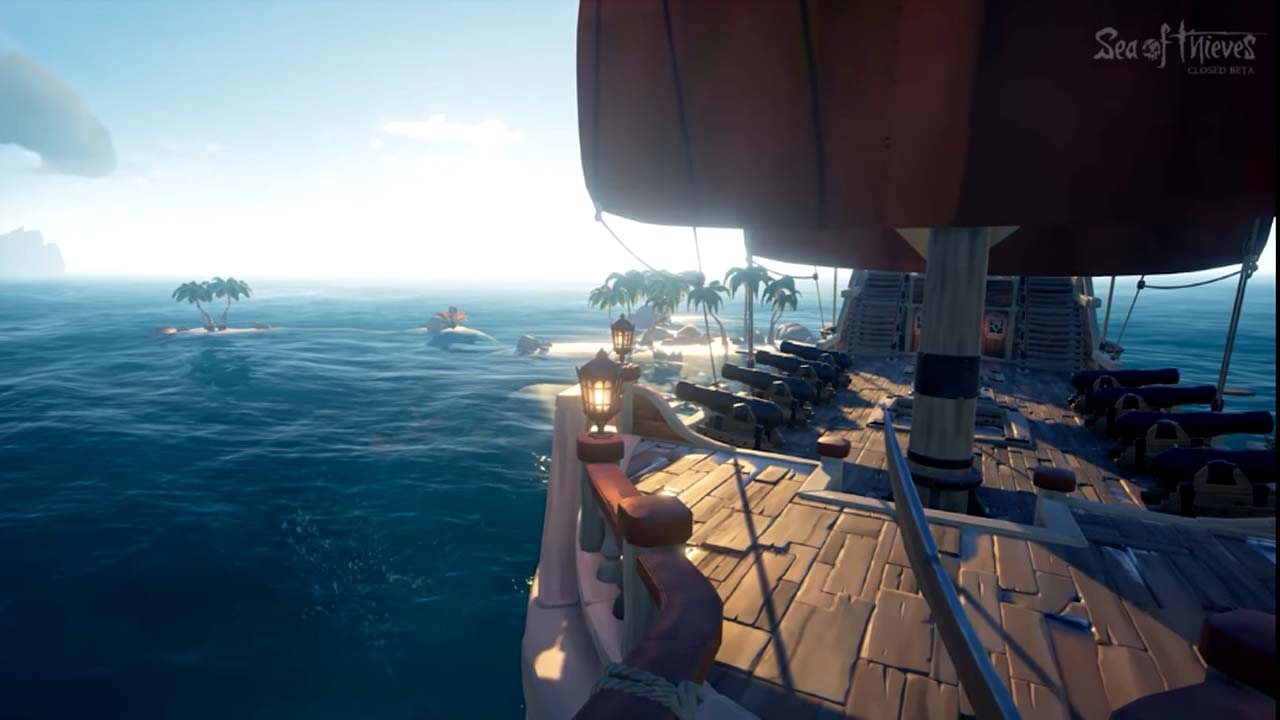 Rare's 'Sea of Thieves' available next month