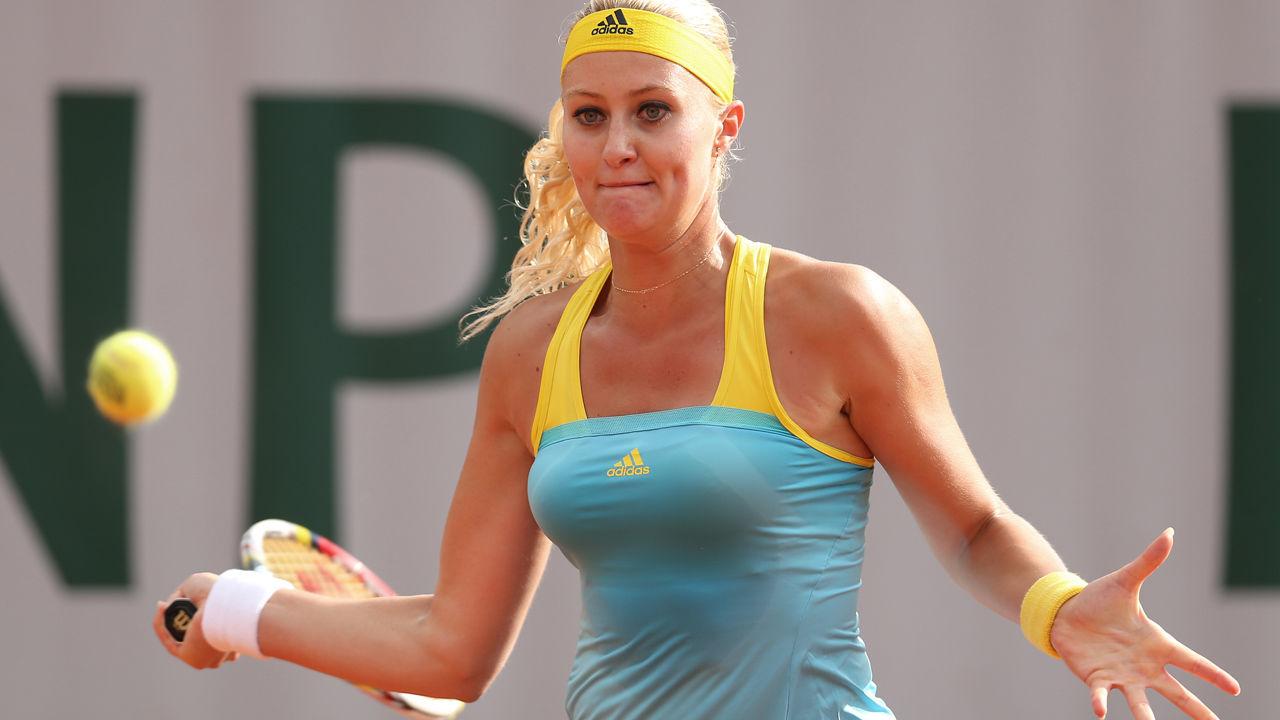 WTA - Acapulco : Kristina Mladenovic unique rescapée française