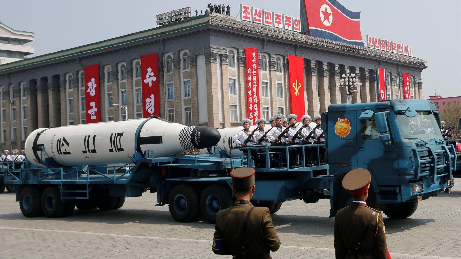 Corée du Nord : une revue fait état de l'arme la plus puissante du régime