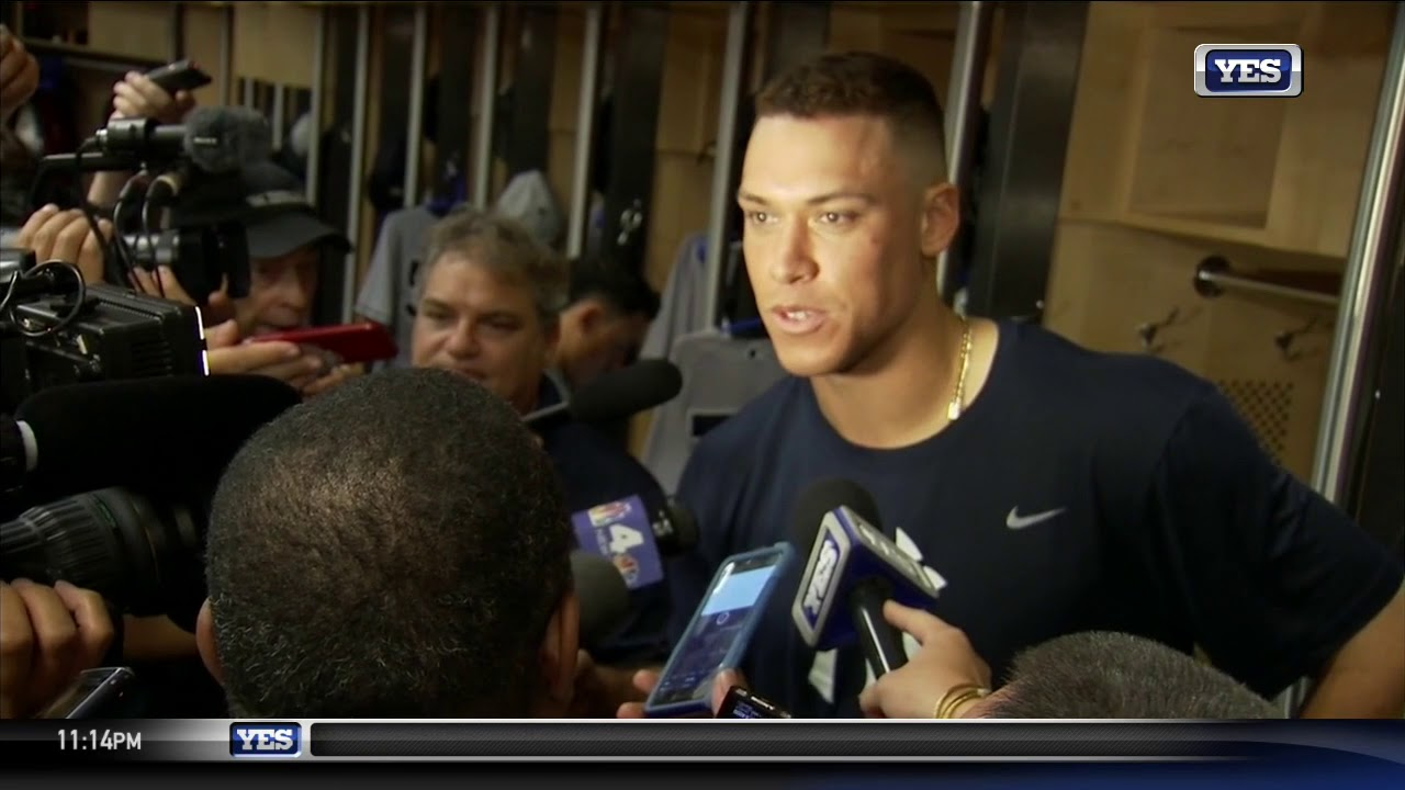 New York Yankees: Aaron Judge felt great in his first Spring Training game