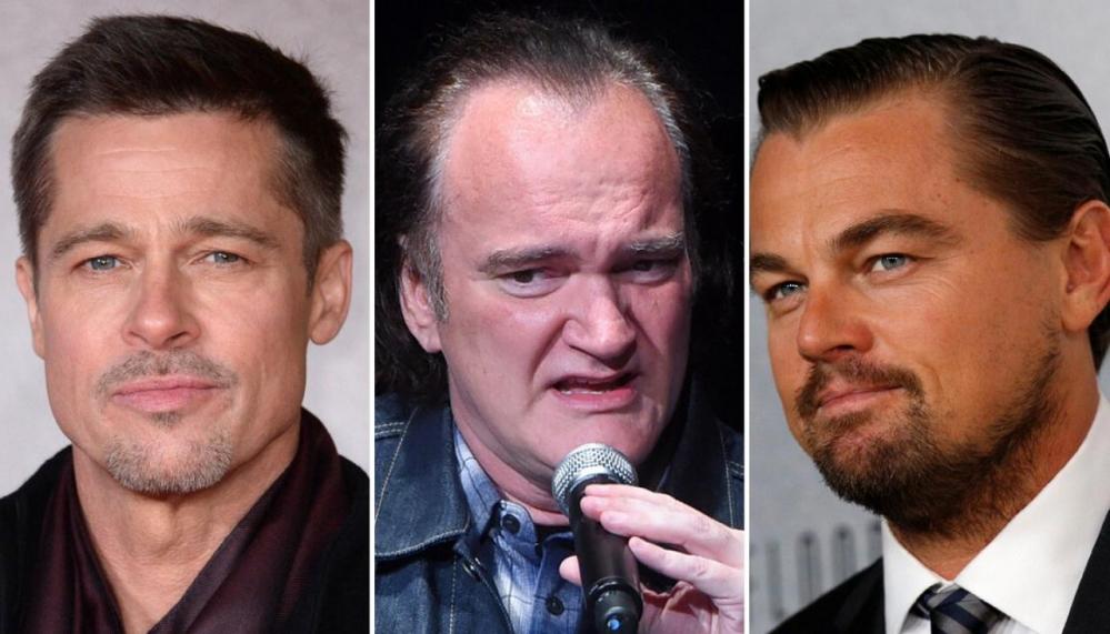[video] Brad Pitt si unisce al cast dell'ultimo film di Quentin Tarantino