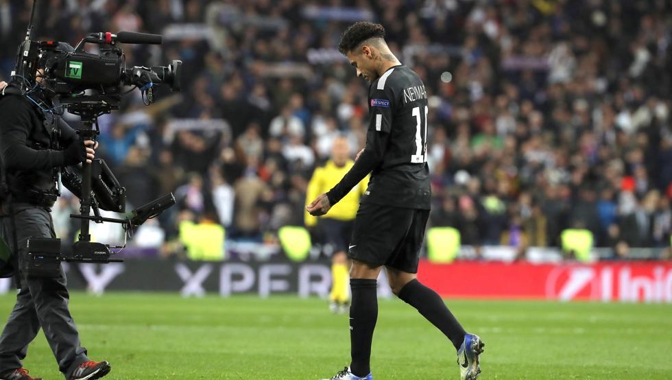 La loca petición de Neymar al Real Madrid