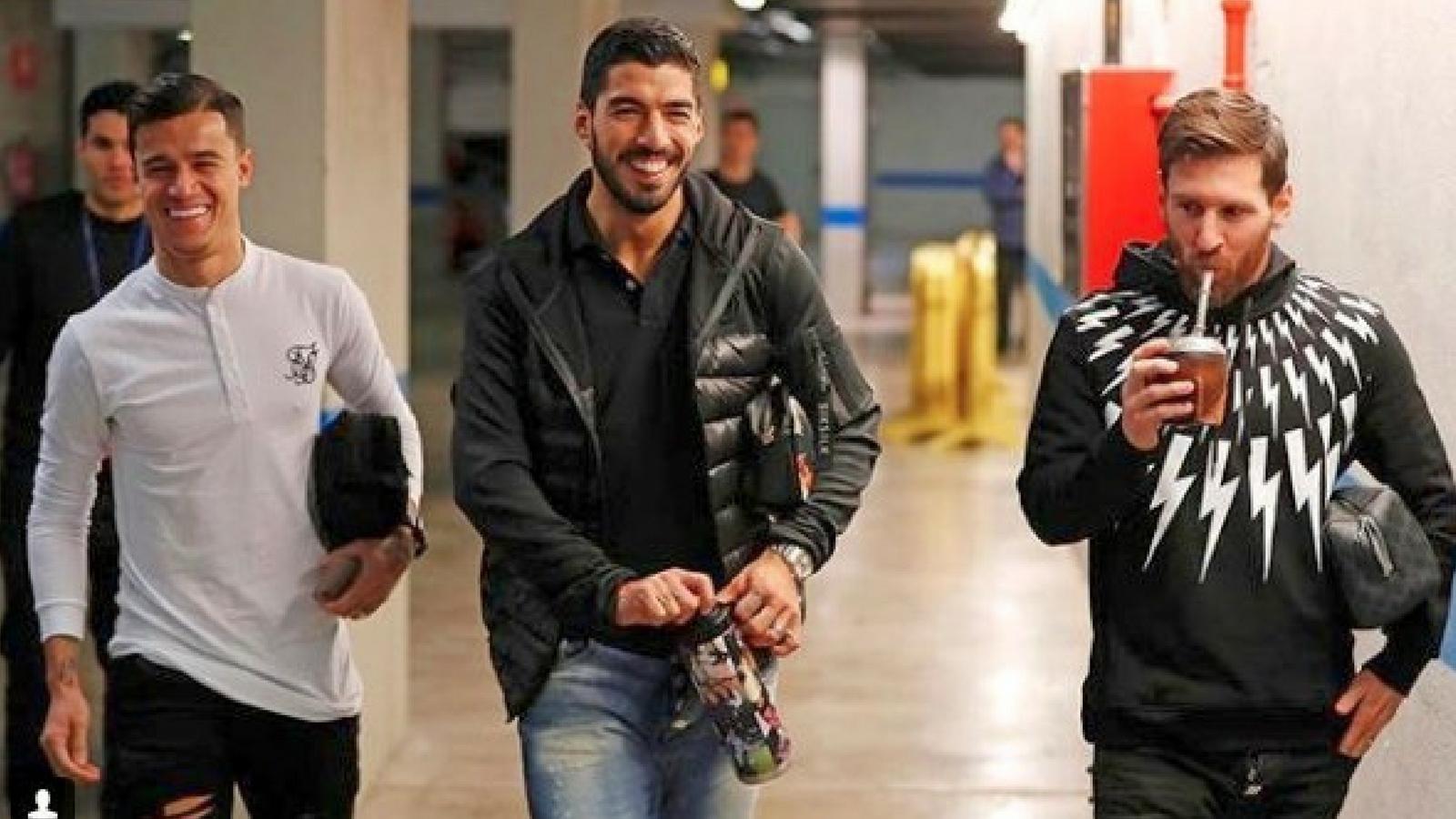 Vídeo: Coutinho cuenta la oferta que tiene Suárez para dejar el Barça