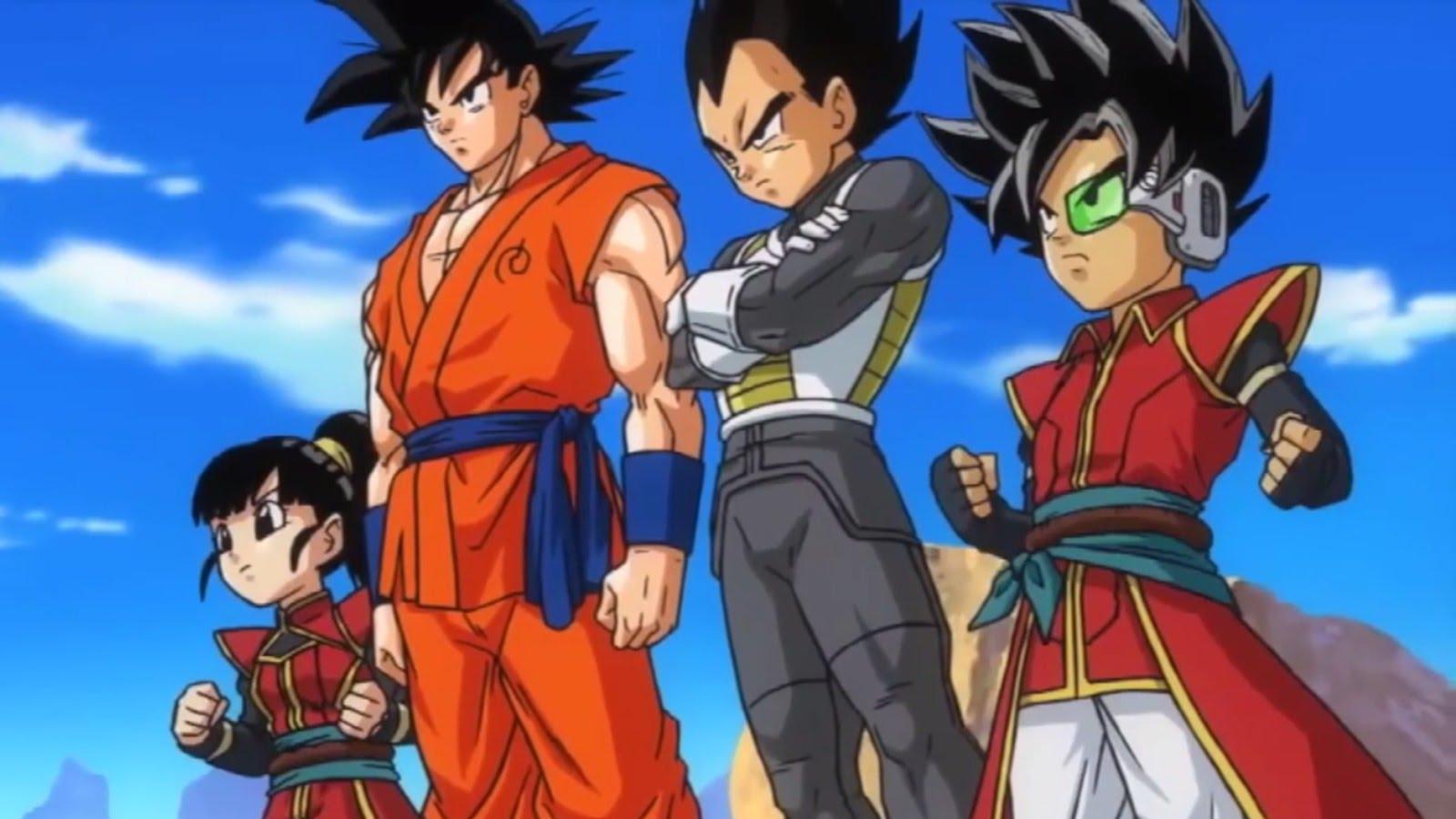 Super Dragon Ball Heroes: SSB vs SS4 y el clímax del Power Tournament