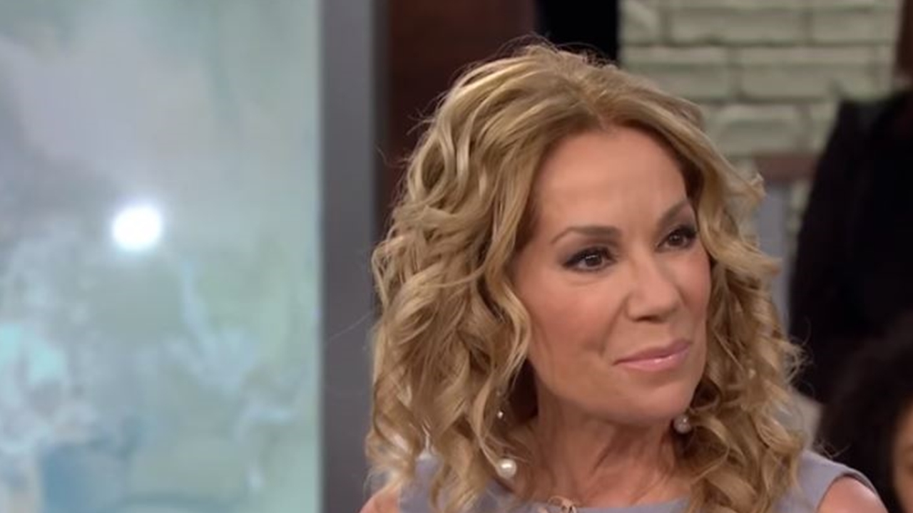 Kathie Lee Gifford has shot into the charts with 'Love Me to Death'