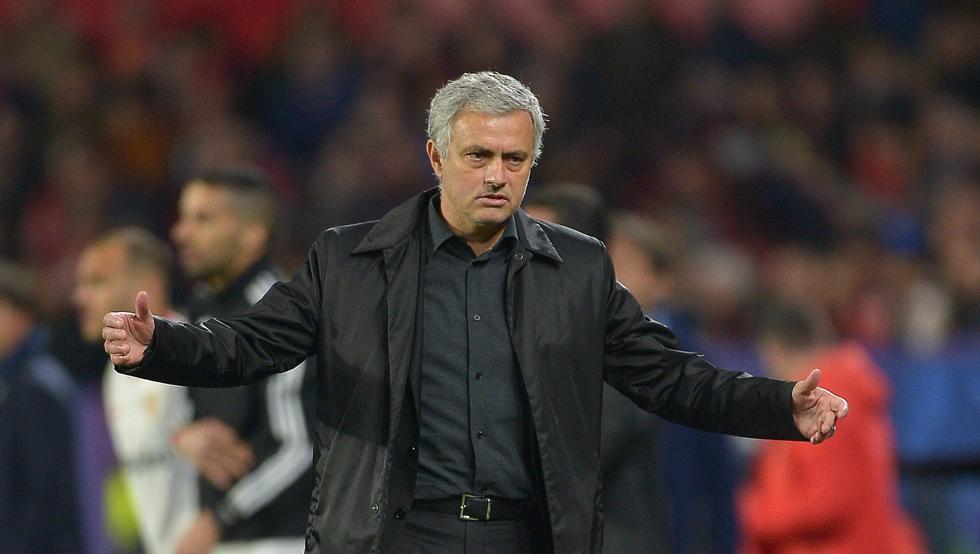 Mourinho enojado porque Anthony Martial y Marcos Rojo esperaran nuevas ofertas