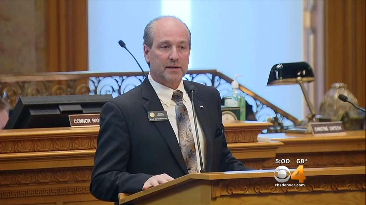 Colorado Rep. Steve Lebsock expelled over sexual misconduct claims