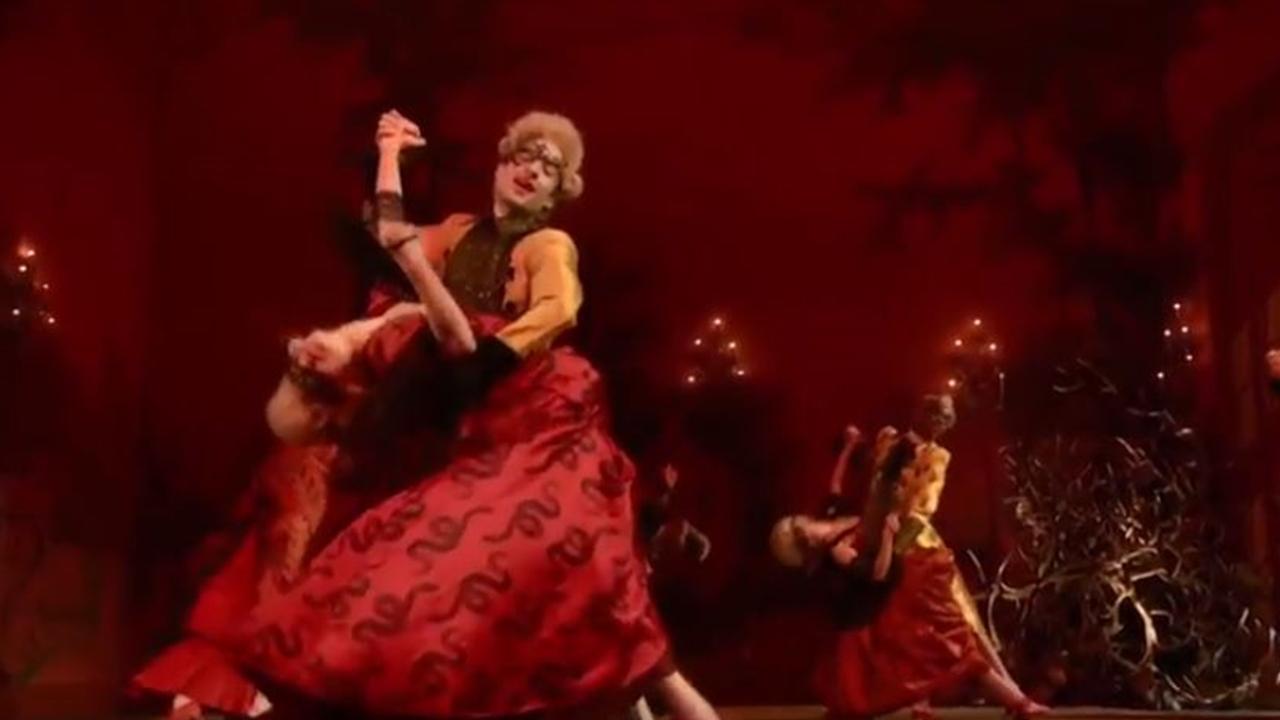 Rossini's master-piece, 'Semiramide' gets an eight-performance stellar run.