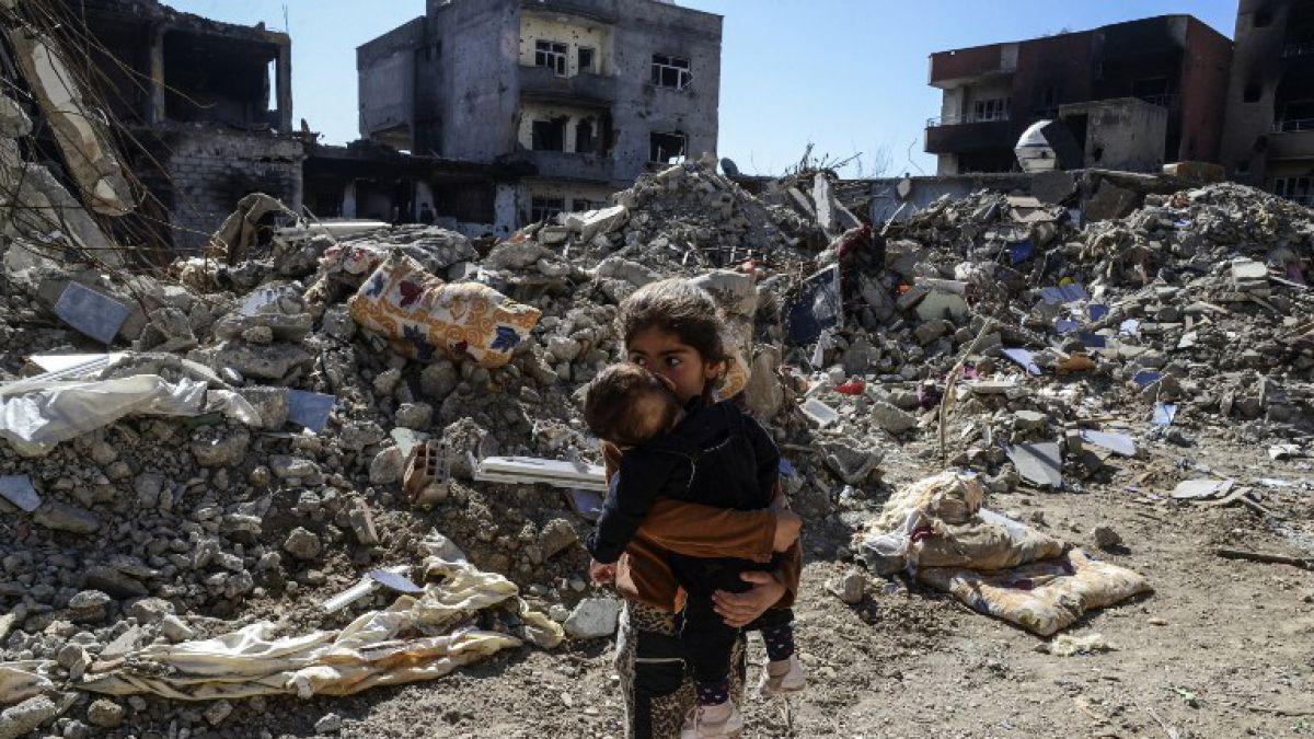 Video: Siria está  ardiendo, 600 civiles perdieron la vida en los últimos días