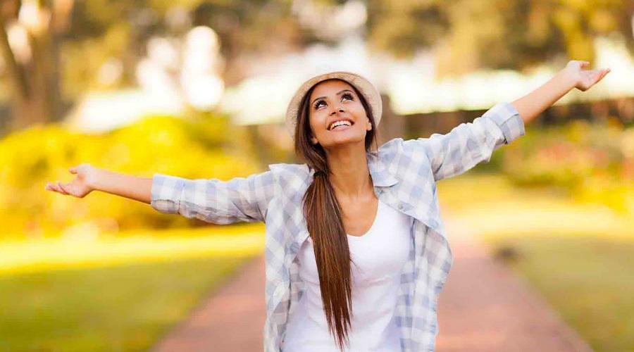 Cuatro maneras de recuperar tu serenidad