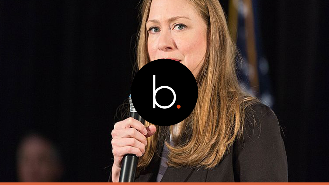 Chelsea Clinton promotes her new book on 'Good Morning America'