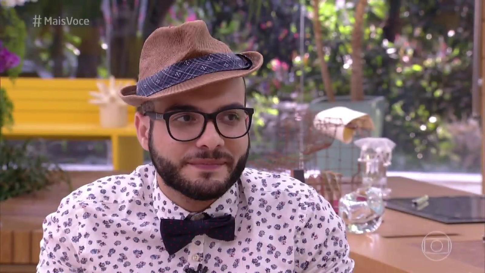 Mahmoud admite mentira para entrar no BBB