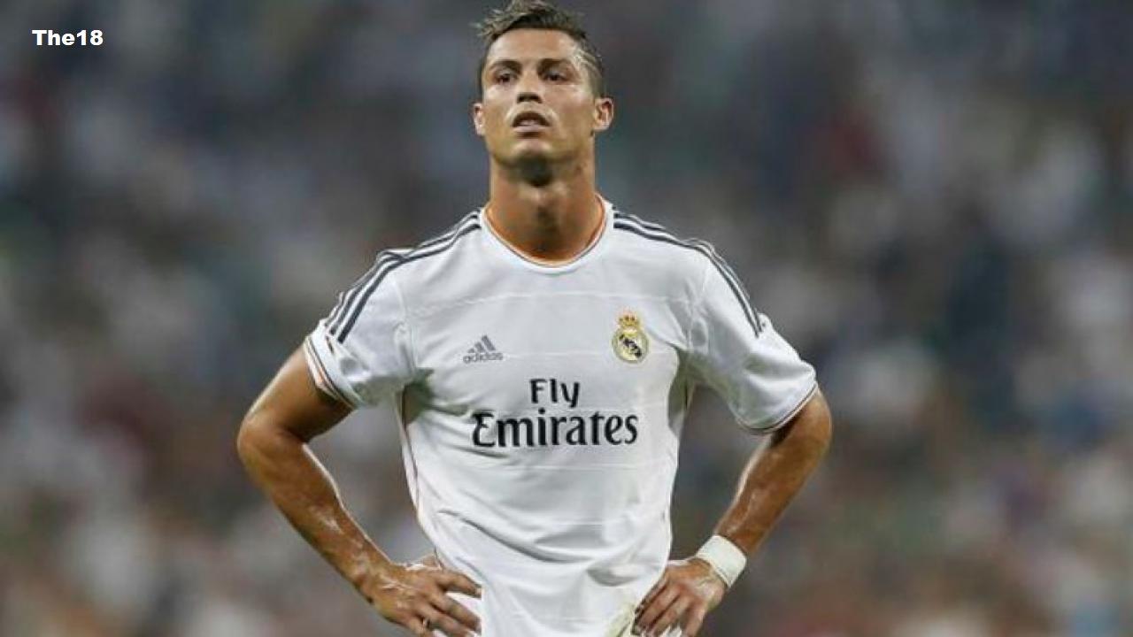 Cristiano Ronaldo se lembrou de Messi no final do jogo; veja
