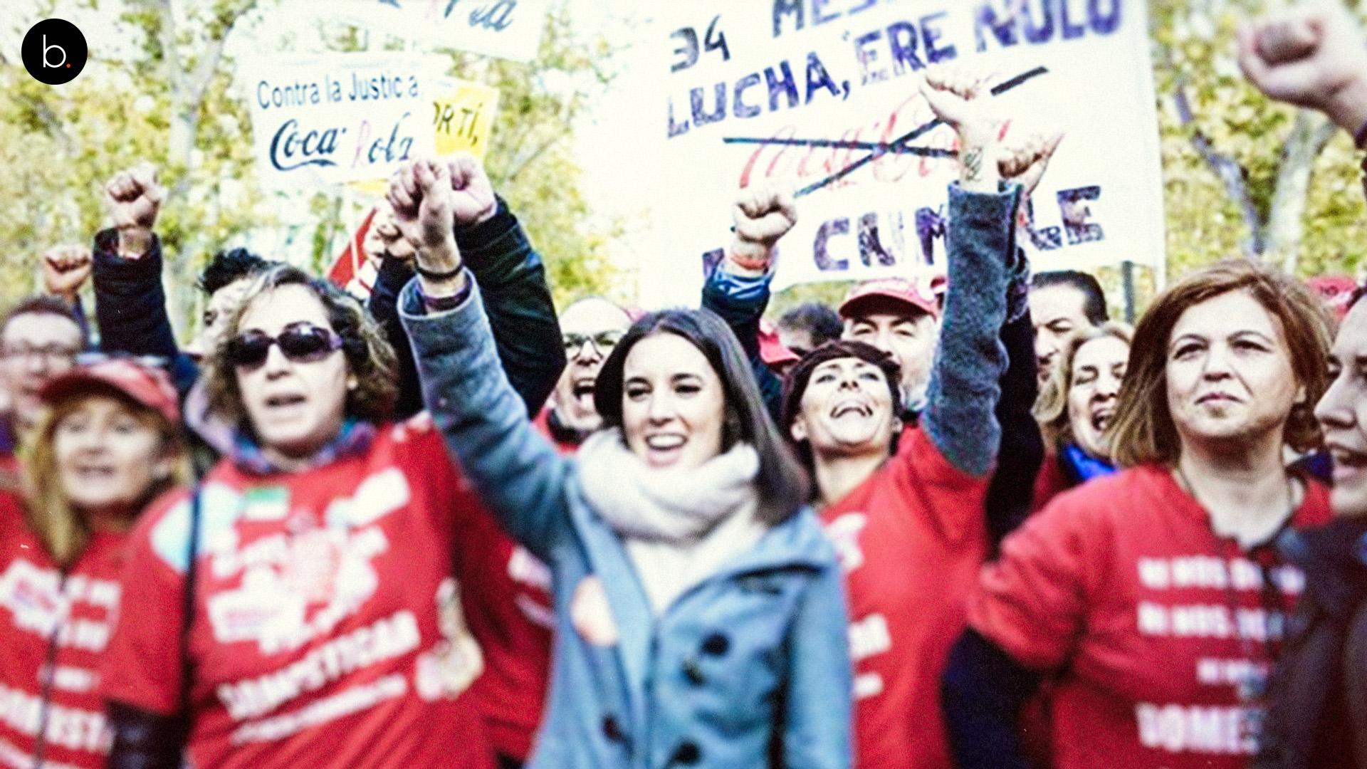 El 'zasca' de Irene Montero a Ana Rosa Quintana que ha generado controversia