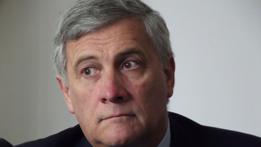 Elecciones políticas: Antonio Tajani elegido como primer ministro por Berlusconi