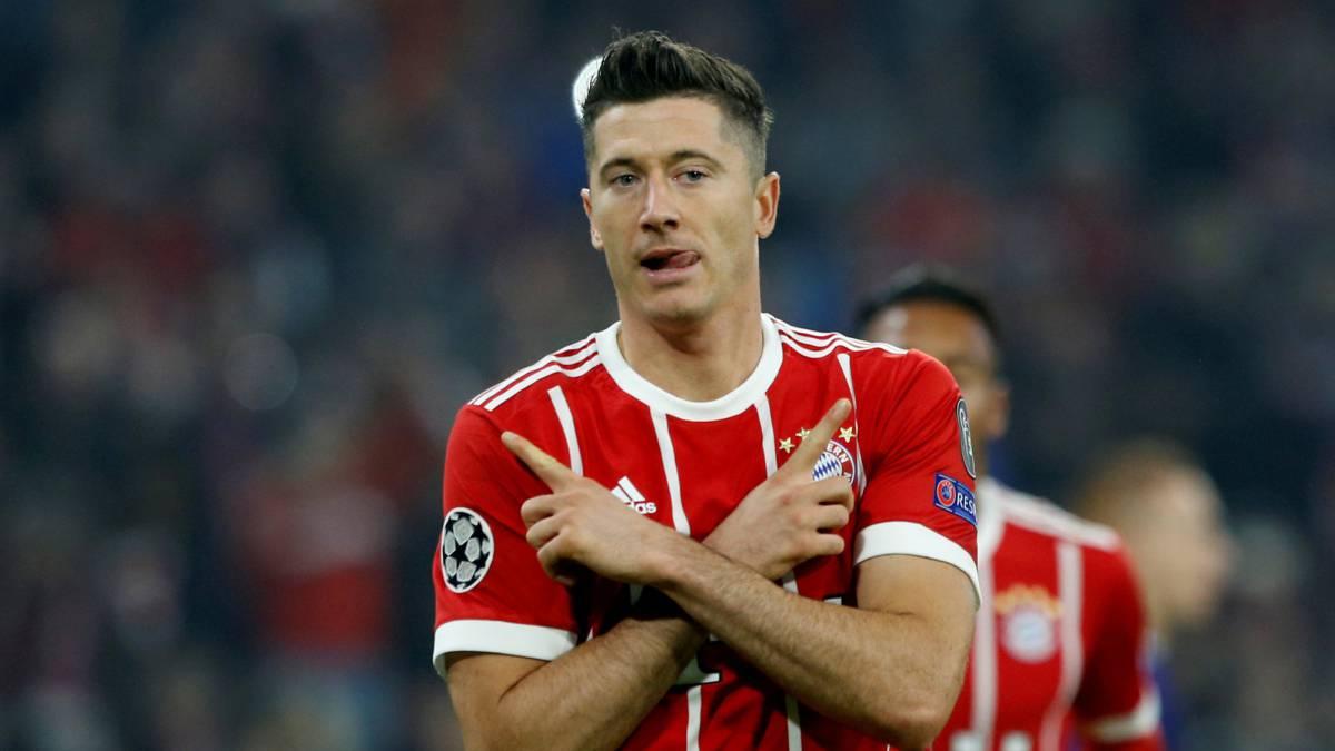 Manchester United ofertará por Robert Lewandowski
