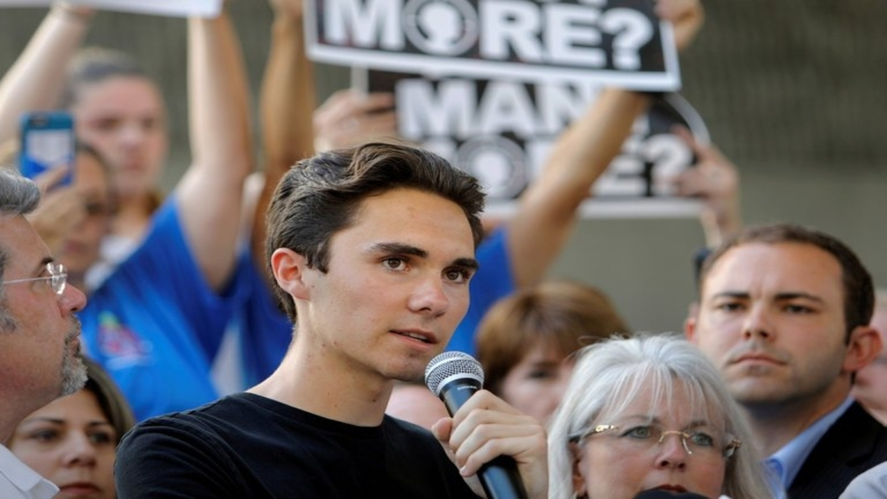 Parkland shooting victims rally the troops for a battle against the NRA