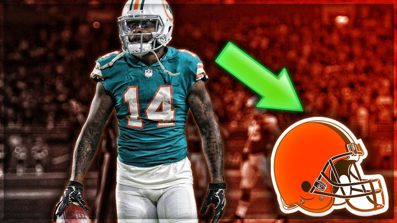 best website 608ae c0edd Pros/cons: Cleveland Browns trade for Jarvis Landry, Tyrod Taylor