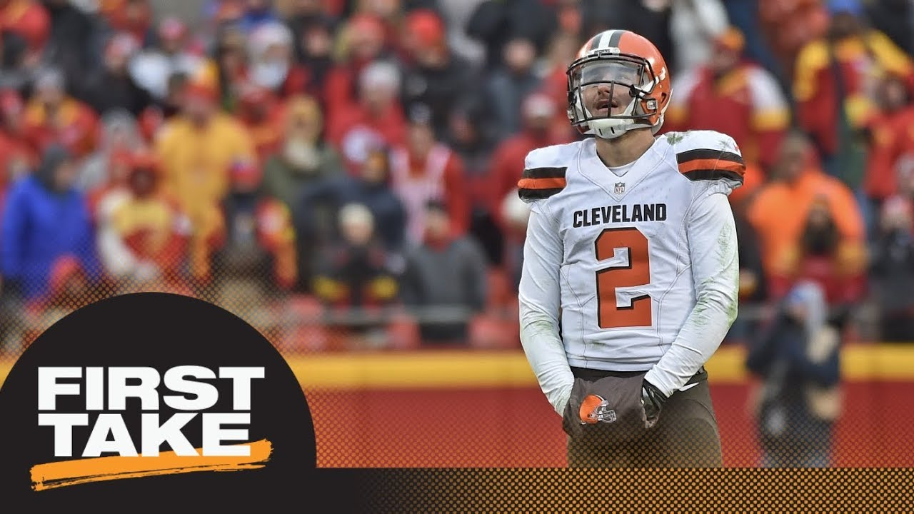 Johnny Manziel talks about possibility of joining Patriots, replacing Tom Brady