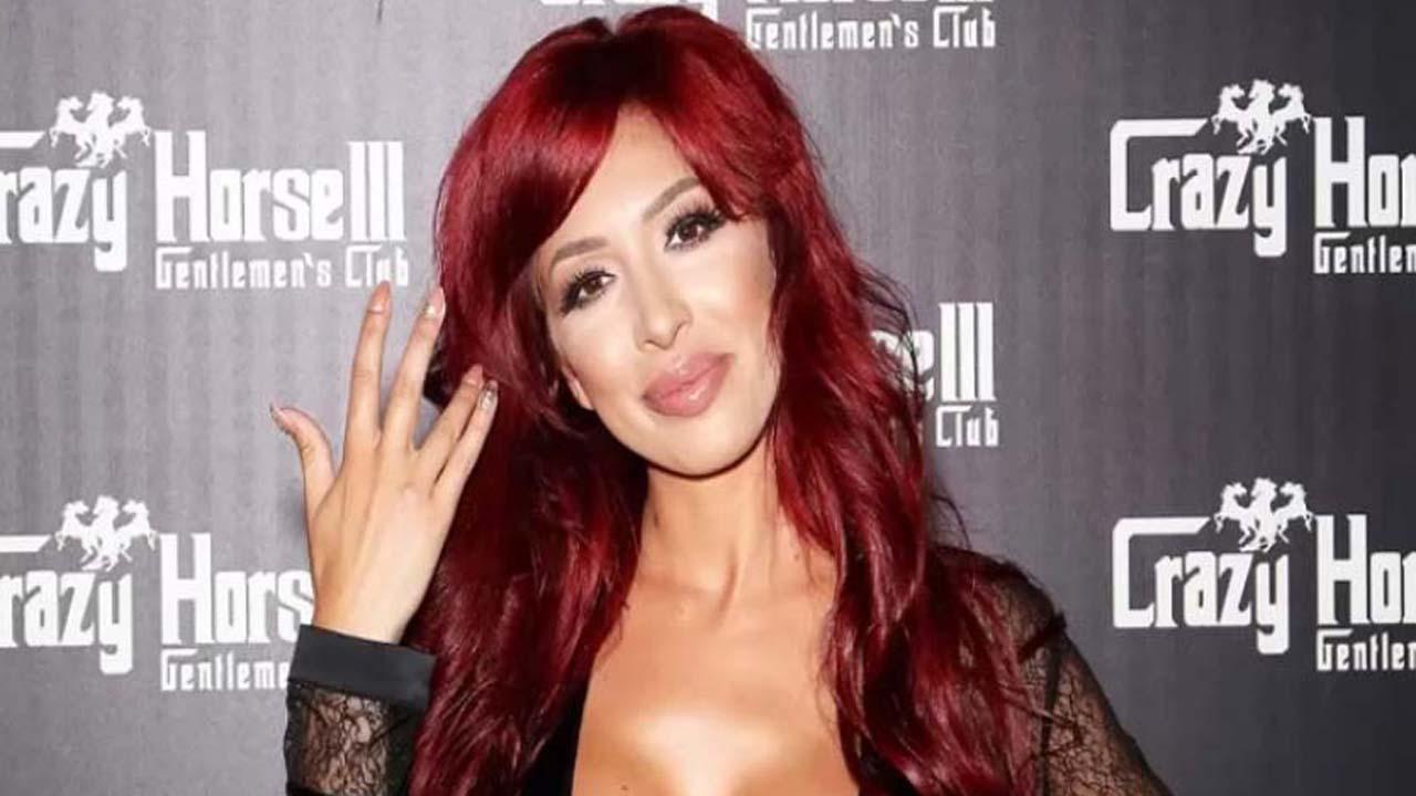 Farrah Abraham of 'Teen Mom OG' is known for many scandals